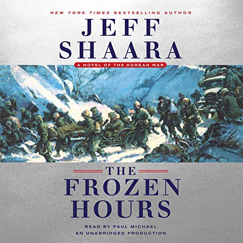 The Frozen Hours audiobook cover art