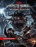 Dungeons & Dragons Monster Manual - Monsterhandbuch (Dungeons & Dragons: Regelwerke) - Chris Sims