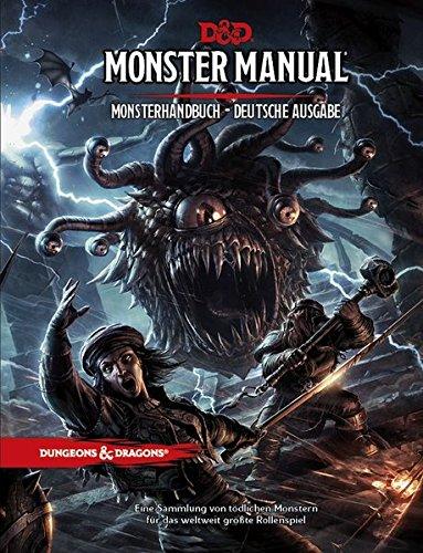 Dungeons & Dragons Monster Manual - Monsterhandbuch (Dungeons & Dragons: Regelwerke)