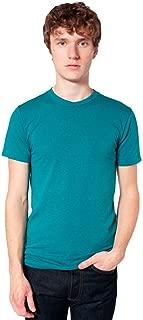 Men Tri-Blend Crewneck Track T-Shirt