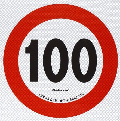 Bottari 18404-lijm snelheidsbegrenzing 100 km/h