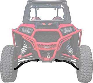 SuperATV High Clearance Lower A Arms for Polaris RZR XP Turbo/XP 4 Turbo (2016+) - LOWER Arm - Black