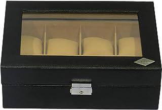 Laveri 8 Watches Storage Box - Black