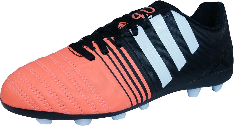 Adidas Nitrocharge 4.0 FxG Junior Fussballschuhe, Schwarz