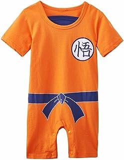 33f9f7f7e74fb (12-18 mois) Vêtement Bébé Super Héro DBZ