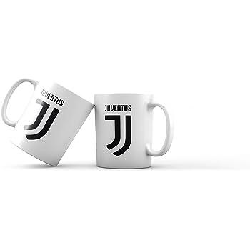 Tazza Juventus - Juve Mug - The Story - Logo Originale - Nuova Collezione - Colazione - The - Caffe- Cioccolata - Regalo