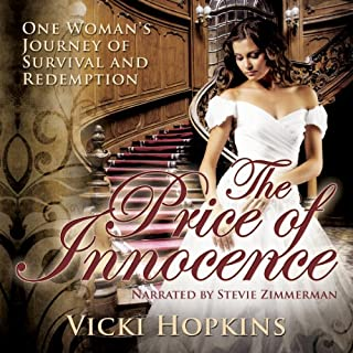 The Price of Innocence audiobook cover art