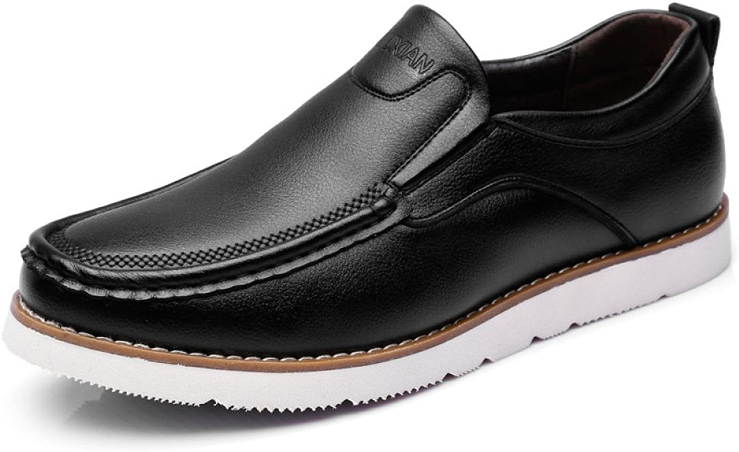 DHFUD Spring Men's shoes Lazy Breathable Casual shoes