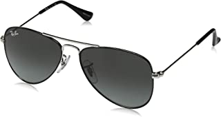 0dcba0bf90 Óculos de Sol Ray Ban Junior Aviador Rj9506s 271/11/50 Prata/preto