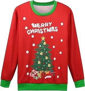 Ugly Christmas Fleece Sweatshirts for Unisex Adult