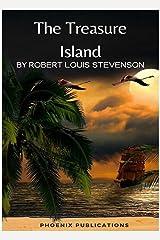 TREASURE ISLAND/ ROBERT LOUIS STEVENSON: ANNOTATED Kindle Edition