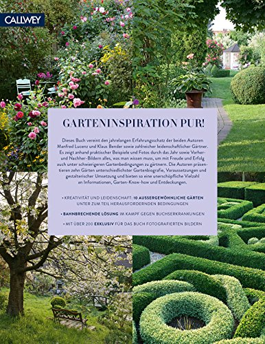 Verrückt nach Garten: Ideen und Erfahrungen kreativer Gärtner - 2