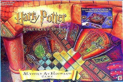 se descuenta Mattel Mattel Mattel - Juego de estrategia Harry Potter (importado)  ventas al por mayor