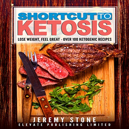Shortcut to Ketosis Audiobook By Jeremy Stone cover art