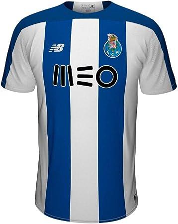 New Balance FC Porto Primo Completo SS 2019-2020 Bambino, Maglia, Blue-White