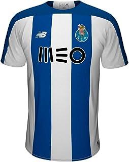 a9f1d862c120c New Balance FC Porto Primera Equipación SS 2019-2020 Niño, Camiseta, Blue-
