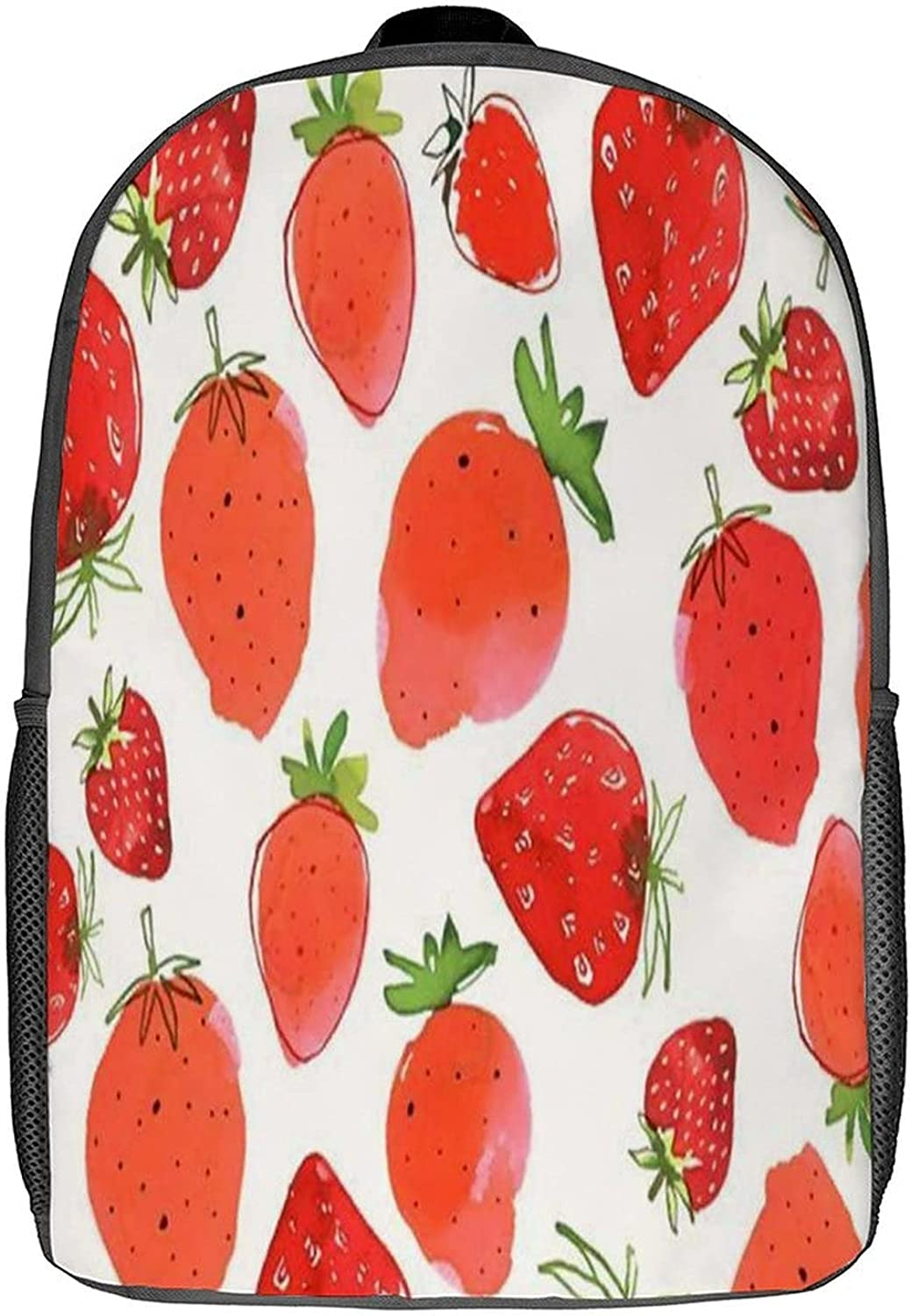 Backpack Fruit 2 Pattern Customed 17inch S Small Laptop half All stores are sold