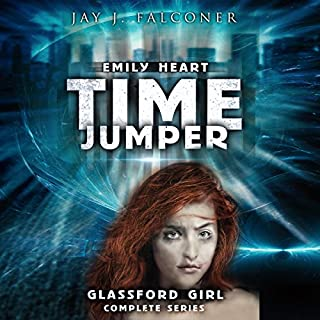Glassford Girl: Complete Series (Parts 1 Through 4) audiobook cover art