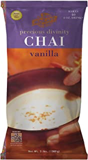 MOCAFE Precious Divinity Vanilla Chai Spiced Tea Mix, 3-Pound Bag Instant Frappe Mix, Coffee House Style Blended Drink Use...