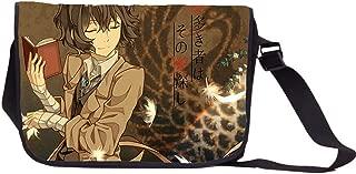 YOYOSHome Anime Bungo Stray Dogs Cosplay Handbag Messenger Bag Backpack Shoulder Bag