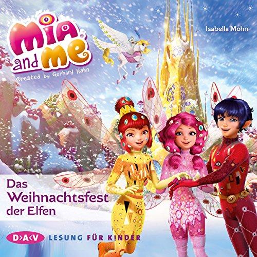 Das Weihnachtsfest der Elfen Titelbild