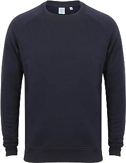 123t SF 525 Unisex Slim fit Sweatshirt Blank Plain SF525