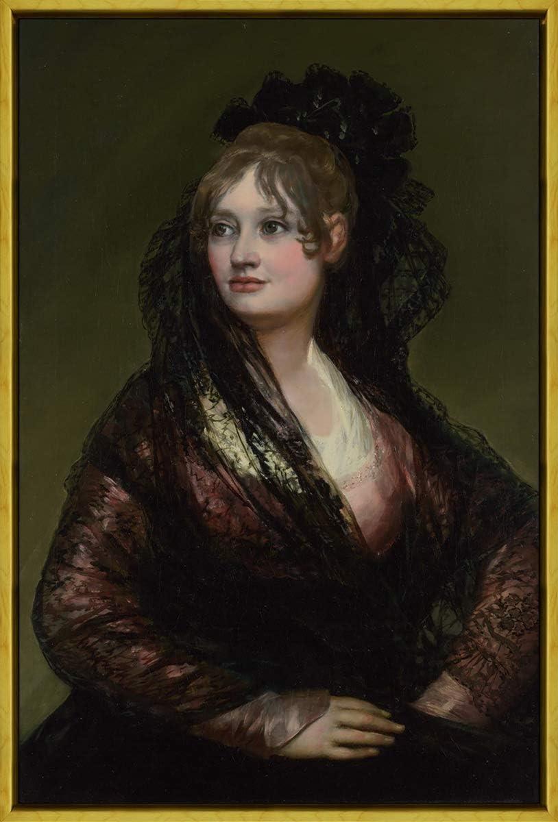 #XLK Auto Retrato Berkin Arts Marco Francisco De Goya Giclee Lienzo Impresi/ón Pintura p/óster Reproducci/ón Print
