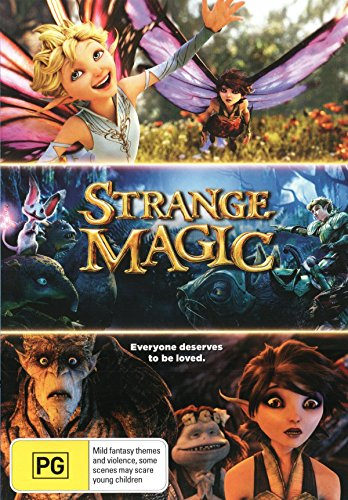 Strange Magic [DVD]