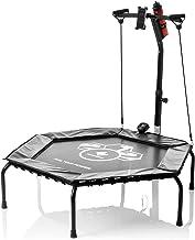 FitEngine Smart Fitnesstrampoline, gewrichtsvriendelijke spieropbouw voor sterke been-, buik-, borst- en schouderspieren, ...
