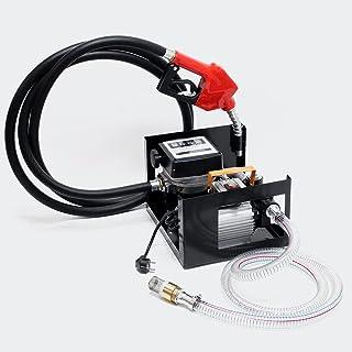 Bio dieselpomp verwarmingsoliepomp zelfaanzuigend 230 V/550 W 50 l/min automatisch pistool overvulpomp