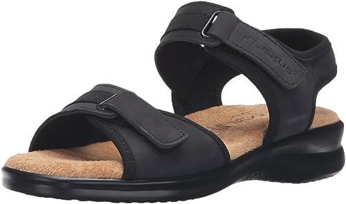 Spring Step Wohommes Danila Slide Sandal, noir, 36 EU 5.5-6 5.5-6 M US  shopping en ligne