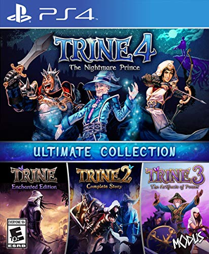 Trine Ultimate Collection (PS4) - PlayStation 4