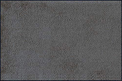 wash+dry Fußmatte Smokey Mount, 120x180 cm, innen, waschbar, grau