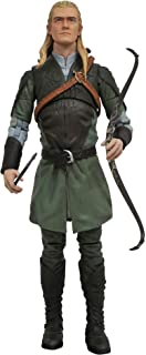 The Lord of the Rings: Legolas Action Figure, Multicolor