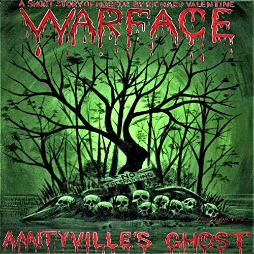 Amityville's Ghost: Warface audiobook cover art