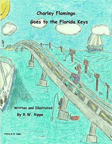 Charley Flamingo Goes to the Florida Keys (English Edition)
