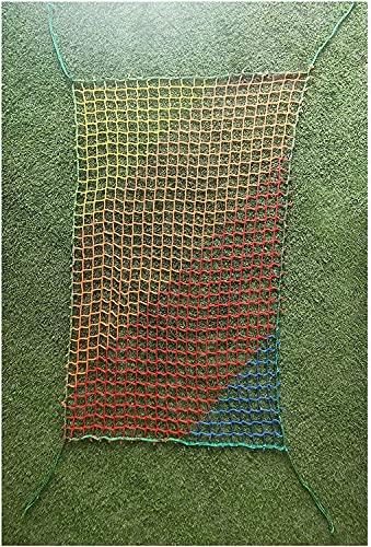 Red de béisbol para rebote de béisbol, malla de repuesto, para práctica de sóftbol, red de bateo para deportes de fútbol (color: 4,5 cm, tamaño: 3,5 x 10 m)