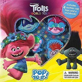 Phidal DreamWorks Trolls World Tour Pop to It Activity Kit