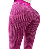 TSUTAYA Women's Ruched Butt Lifting Yoga Pants...