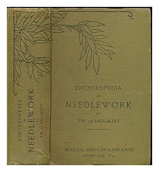 Hardcover Encyclopedia of Needlework Book