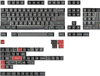 DROP MDX-33813-1 + Matt3o MT3 Susuwatari Custom Keycap Set, ABS Hi-Profile Keycaps, Doubleshot Legends, MX Style Covers Fu...