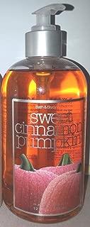 Bath & Body Works Sweet Cinnamon Pumpkin Hand Soap 12 fl oz