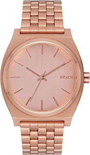 Nixon 尼克松 Time Teller 石英表时尚优雅中性手表