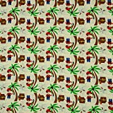 Fun Jelly Rolls Freedom Pirat Muster Polycotton Quilting