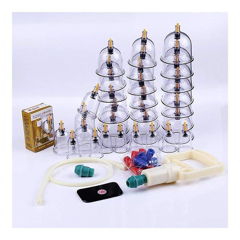 唯一任意誠実さカッピングマッサージ、バキュームカッピングセラピー、ディープティシューマッサージ、マッスルリリーフ、ボディケア (Color : Manual cupping)