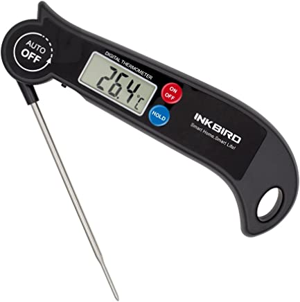 Inkbird Foldable Food Cooking Thermometer °C Display