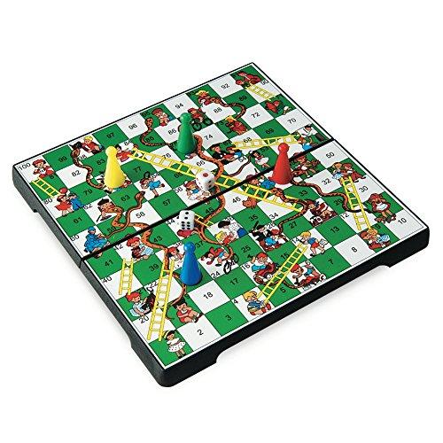 Juego - Spiele mit Spielsteinen in Mehrfarbig