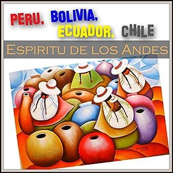 Peru, Bolivia, Ecuador, Chile - Espiritu de los Andes