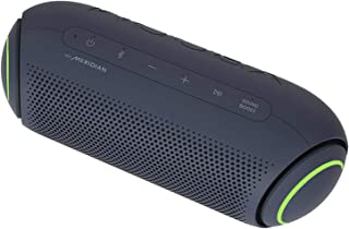 LG XBOOMGo PL5 Bluetooth Speakers - Blue and Black