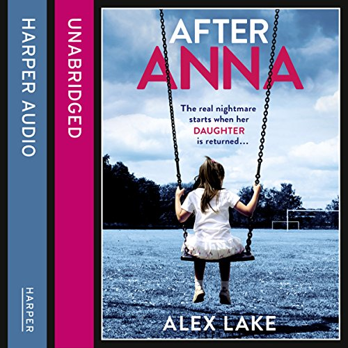 After Anna audiobook cover art